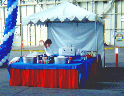 Tents u0026 Canopies & Stages Unlimited